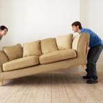 大型家具の運び方